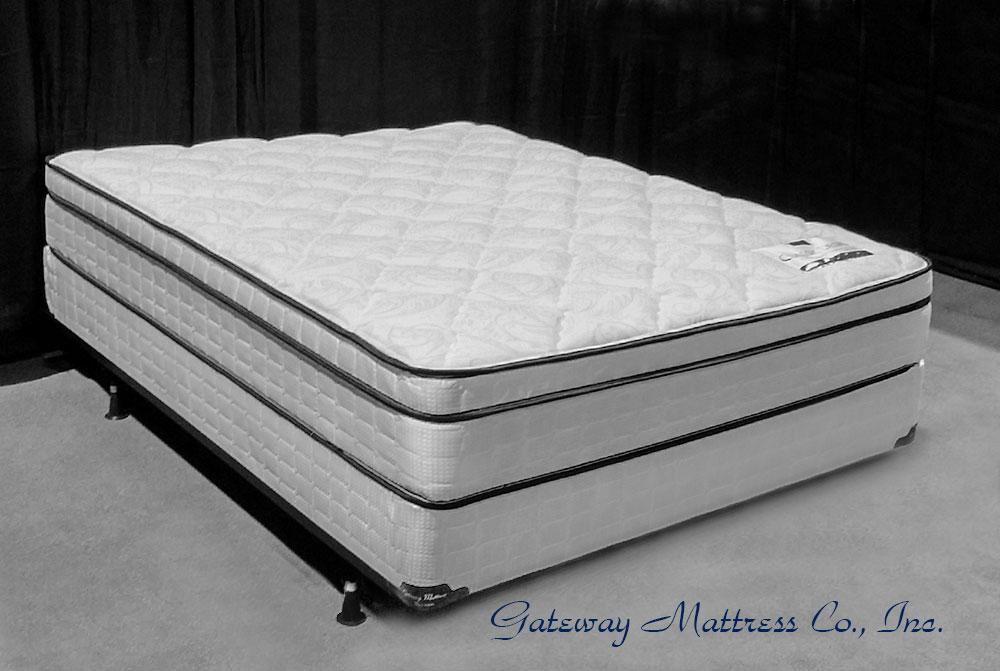 Conventional Mattresses From Gateway Mattress Company