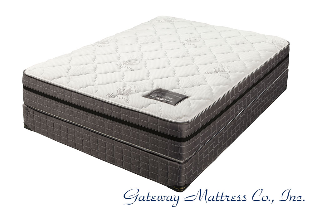 Pillow top mattresses by gateway mattress company for Which mattress company is the best