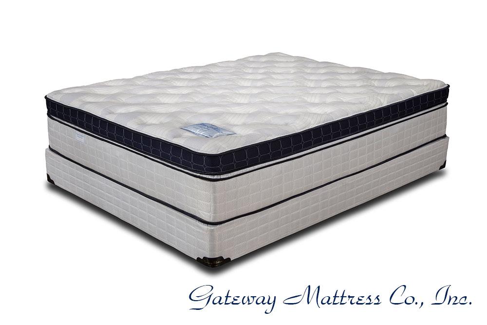 Premium Mattresses Made by Gateway Mattress pany