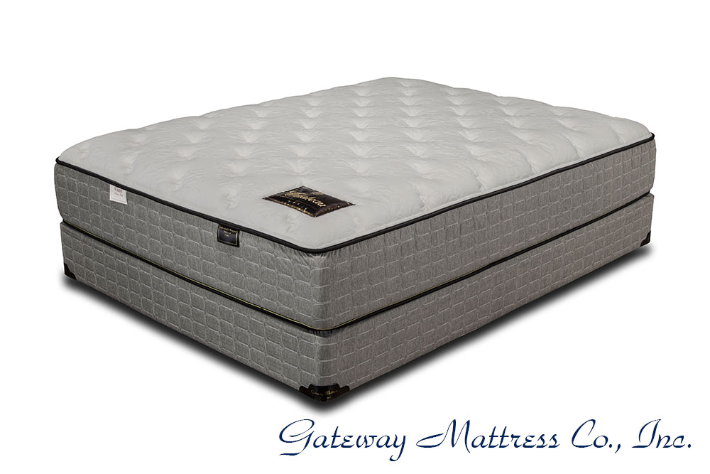 Premium mattresses made by gateway mattress company for Chateau beds